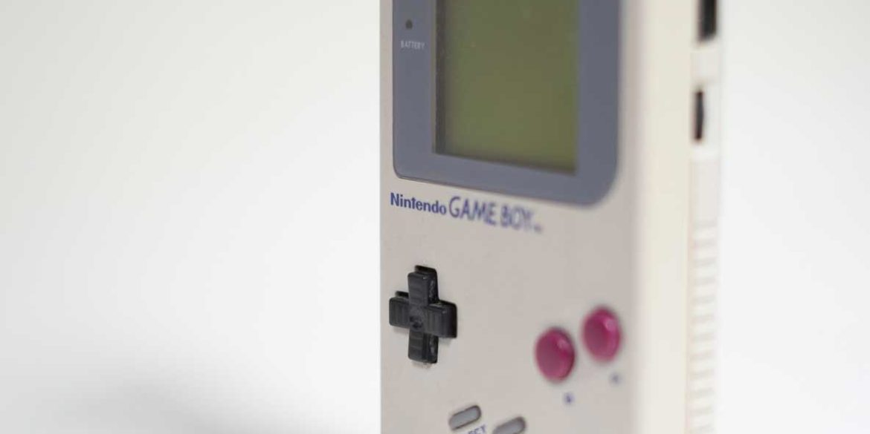Nintendo Gameboy Hero Shot
